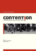 Contention: The Multidisciplinary Journal of Social Protest