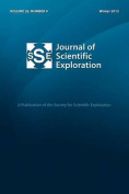 Journal of Scientific Exploration 26