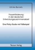 Frauenf Rderung in Der Deutschen Entwicklungszusammenarbeit [GER]