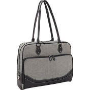 Mobile Edge Classic Herringbone Laptop Tote (Small) - 36cm PC / 38cm MacBook Pro