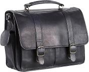Vachetta Leather Laptop Briefcase