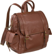 Leather Three Way Backpack