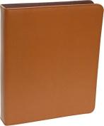 Royce Leather 303-TAN-8 1 Inch Ring Binder - Tan
