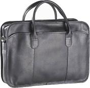 Clava 1150 Top Handle Briefcase - Vachetta Black