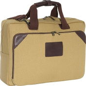 Clava 55-1011 - Canvas And Leather Top Handle Brief