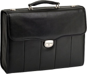 I Series North Park Leather Executive Briefcase