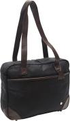Hudson Waxed Shoulder Bag
