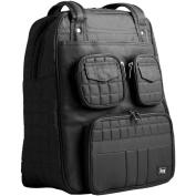 Puddle Jumper Overnight Bag Midnight Black