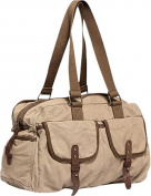 Medium Travel Canvas Bag