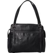 Top Zip Shoulder Bag