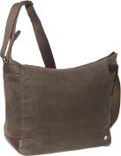 Riverside Waxed Shoulder Bag