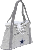 NFL Hoodie Purse Grey/Dallas Cowboys