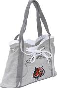 NFL Hoodie Purse Grey/Cincinnati Bengals