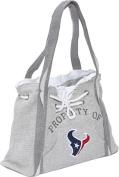 NFL Hoodie Purse Grey/Houston Texans