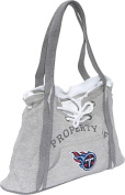NFL Hoodie Purse Grey/Tennessee Titans