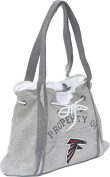 NFL Hoodie Purse Grey/Atlanta Falcons