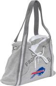 NFL Hoodie Purse Grey/Buffalo Bills