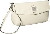 E-GO Leather Essential Wristlet