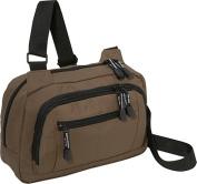 3 Zip Shoulder Bag