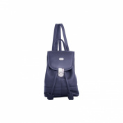 Leather Mini Backpack Purse