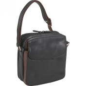 North/South Top Zip with Rear Organizer