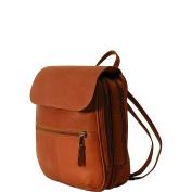 Flap Organizer Backpack