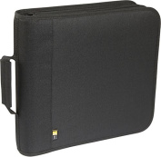 208 Capacity Nylon CD / DVD Wallet