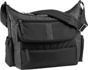 Hula Hoop Carry-All Messenger Diaper Bag