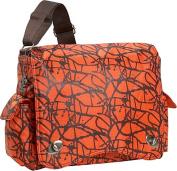 Ripstop Messenger Nappy Bag