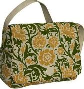 Moppet Diaper Bag: Fabric