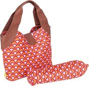 Wildflower Diaper Bag