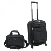 Fashion 2 Piece Carry-on Spinner Set
