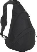 Everest BB021-BK 19 in. Deluxe Sling Backpack