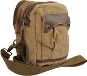 Small Canvas Satchel Shoulder Bag