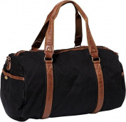 Large Canvas Shoulder Travel Bag