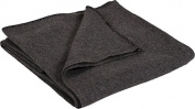 Wool Blanket, Grey, 150cm x 80