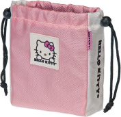 Williams Sports Holdings BP-HKG.TC.PINK Hello Kitty Golf The Collection Ball & Tee Pouch-Pink