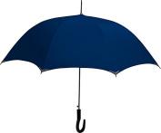 WalkSafe Auto Stick Umbrella - Solid Colors