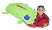 Augie Alligator Sleeping Bag