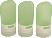 GoToob 2 oz - 3 Pack Lime Green