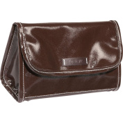 Clava 885010BRW Wellie Cosmetic Pouch - Brown