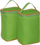 Tall TwoCOOL 2-Bottle Insulated Tote - Set of 2