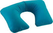 Lewis N Clark 7100BLU Belle Hop Inflatable Neckrest Azul Blue