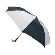 Jumbo Auto Umbrella -Wood Handle