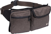 Tweed Lexington Waist Bag