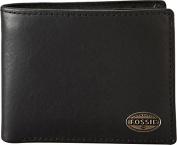 Estate Zip Passcase Wallet