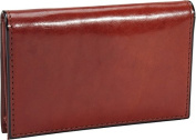 Old Leather Full Gusset 2 Pocket Card Case with ID