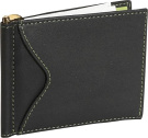 Men's Cash Clip Wallet with Outside Pocket-Metro Collection