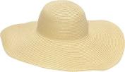 Straw Floppy Sun Hat