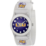 Game Time Rookie Series Watch, Louisiana State Tigers, White